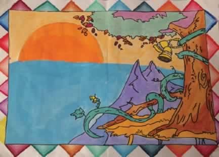 六年级我的梦想画