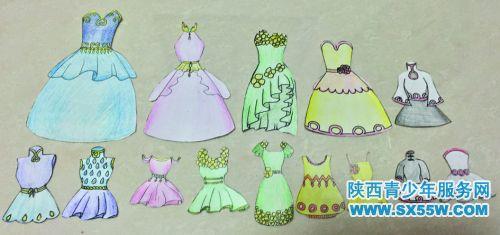 《我是小小服裝設計師》